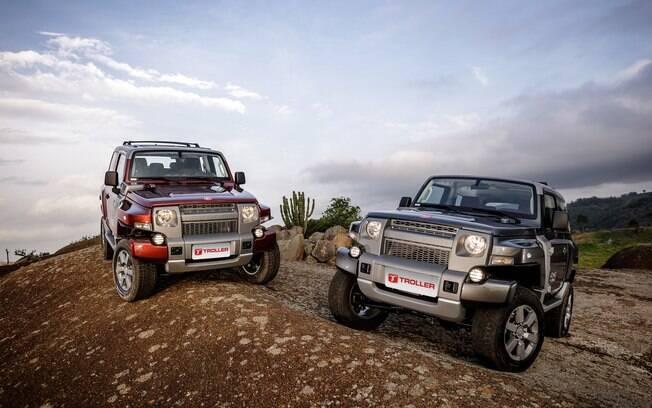 Fundada em 1995, a Troller é a única fabricante 100% brasileira do restrito segmento de jipes aventureiros disponíveis atualmente no País