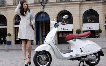 Vespa voltará a montar scooters no Brasil no segundo semestre