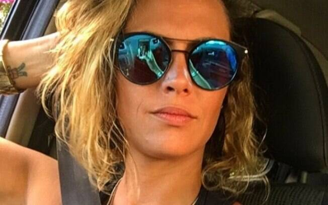 Aritana Maroni, filha do empresário Oscar Maroni, e o marido Paulo Rogério formam o terceiro casal confirmado da nova temporada do relity show
