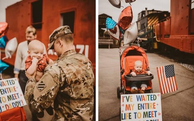 filho pai militar