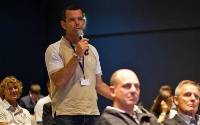 c8400a5dd2c13 Torben Grael foi eleito vice-presidente da federação Internacional de Vela