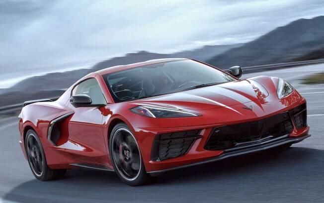 Chevrolet Corvette: De todas as oito gerações, o esportivo americano nunca esteve tão próximo dos supercarros como o modelo novo