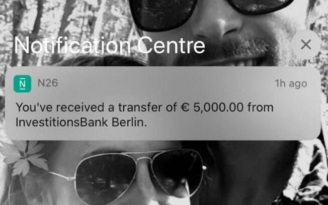 Autônomos que pediram auxílio na Alemanha foram notificados do depósito via celular
