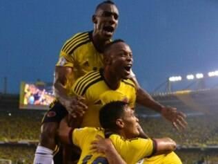Colômbia pode garantir vaga antecipada no Mundial de 2014 em caso de combinação de resultados
