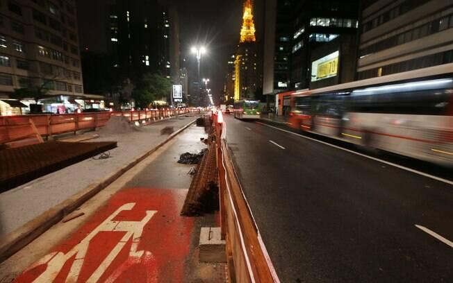 Bombeiros receberam informações de que tremor foi sentido na avenida Paulista, em SP