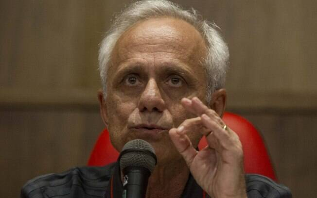 Reinaldo Belotti é CEO do Flamengo; ele minimizou ausência de alvarás e de licenças nas causas do incêndio no Flamengo