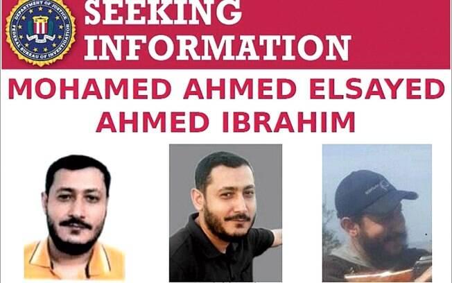 Mohamed é procurado como um terrorista