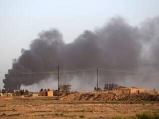 Joia arqueológica, de valor incalculável, fica 30 km ao sudeste de Mossul, no Iraque, um reduto estratégico para os jihadistas