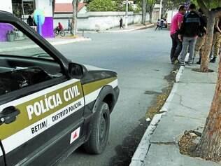 Clima era de comoção entre familiares e amigos da vítima de um acidente no Guarujá