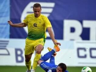Desde 2012, Ewerton estava atuava no Anzhi Makhatchkala da Rússia