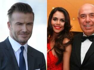 Entre milionários que têm o perfil de comprador estão: o inglês David Beckham e o casal brasileiro Amilcare Dallevo e Daniela Albuquerque