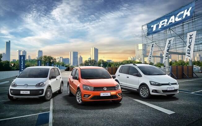 Além do Fox Track, o Volkswagen Gol e o Up! passam a oferecer um modelo da linha Track como aventureiro de entrada.