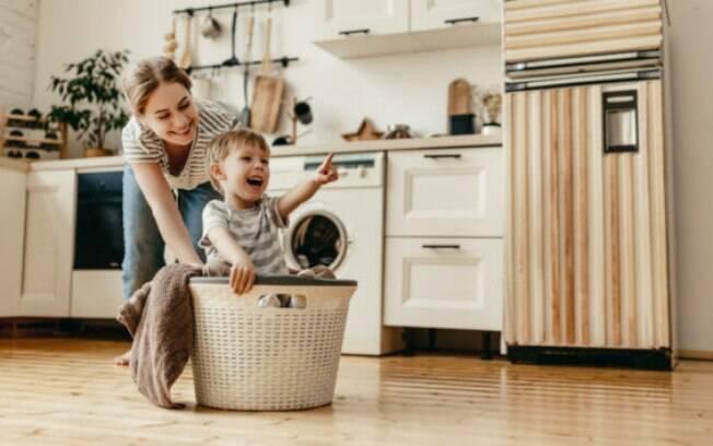 Seja uma boa mãe e de independência ao seu filho