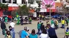 Brasília e Rio têm atos pró-Bolsonaro e a favor do voto impresso