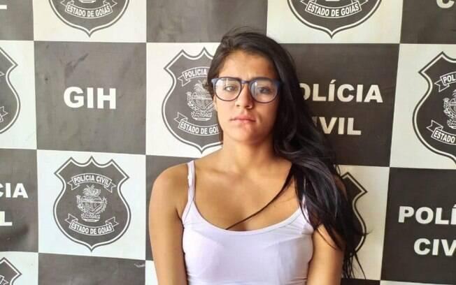 Mariana Martins encomendou a morte do namorado após briga durante uma festa na casa dela