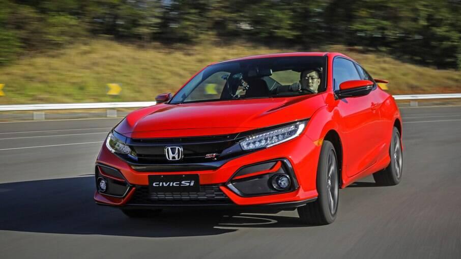 Último lote do Honda Civic Si importado do Canadá está esgotado nas concessionárias