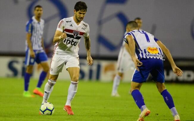 Empate sem gols manteve o mau momento das duas equipes no Campeonato Brasileiro
