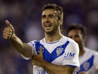Lucas Pratto é um dos destaques do Vélez Sarsfield
