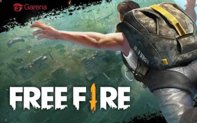 Cena de Free Fire