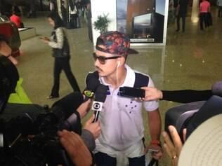 Willian não escondeu a ansiedade por começar a pontuar no Brasileirão