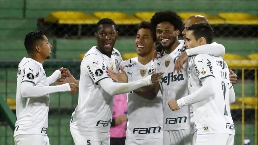 Defensa x Palmeiras