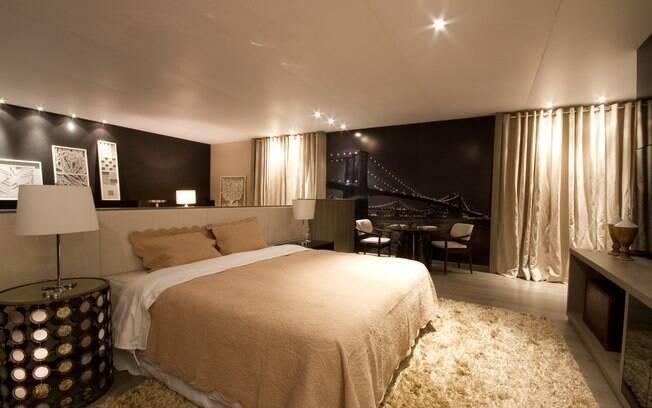 É preciso cuidado ao fazer a decoração de quarto de casal, já que a principal função dele é trazer o descanso na casa