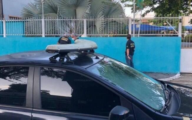 PF prendeu sete suspeitos de integrarem quadrilha especializada em saques fraudulentos do FGTS e do PIS em Niterói