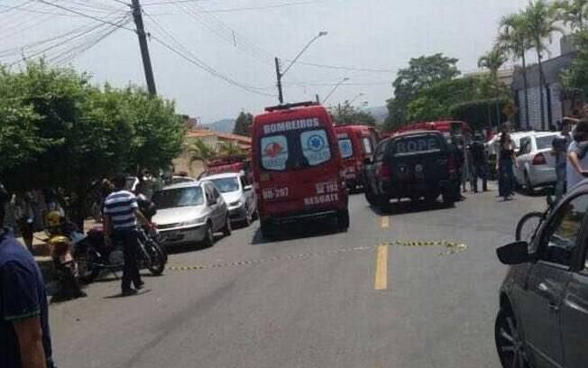 Crianças de escola particular em Goiânia (GO) são vítimas de tiroteio nesta sexta-feira