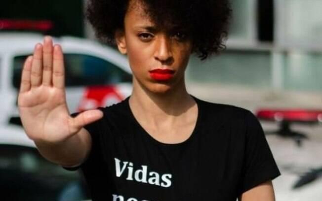 Eleita em 2020, Erika Hilton (PSOL), negra e trans, foi a vereadora mais votada da cidade de São Paulo