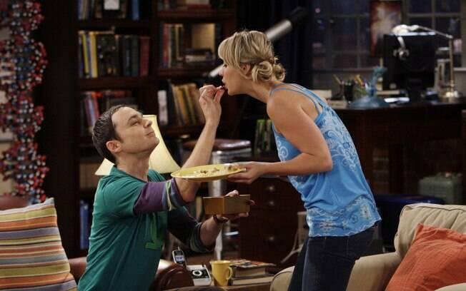 Cena de The Big Bang Theory