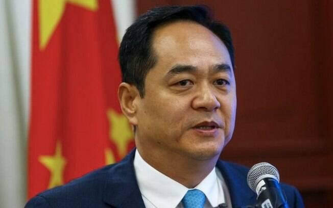 Yan Wanming, embaixador da China, expressou otimismo pelo mercado brasileiro