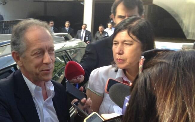 O ex-deputado Walter Feldman: como médico, ele diz que Thomaz teve ferimentos internos