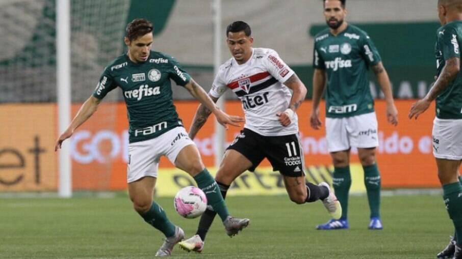 São Paulo e Palmeiras decidem o Paulistão