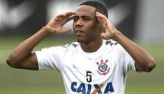 Elias, do Corinthians, está em negociação com clube português