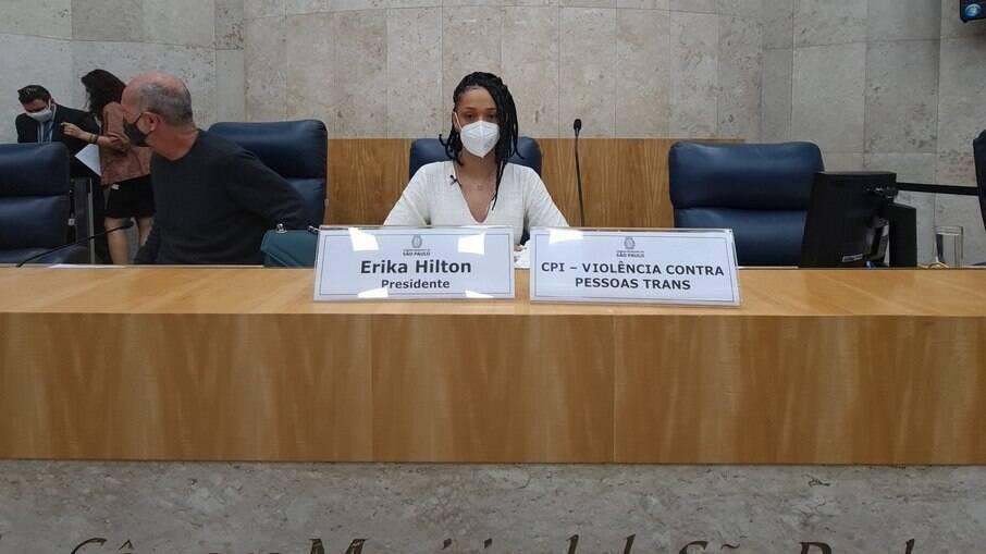 Erika Hilton vai presidir CPI que investiga violência contra pessoas trans e travestis em São Paulo