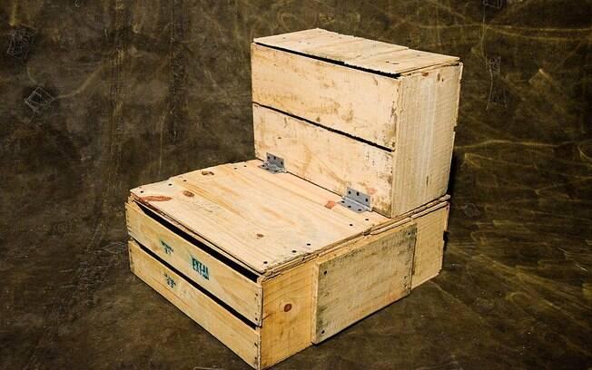 Abuse da criatividade e construa um mobiliário diferente e sustentável para a sua casa