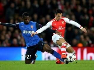 Time inglês não aproveitou o fator casa e perdeu por 3 a 1 para os franceses do Monaco