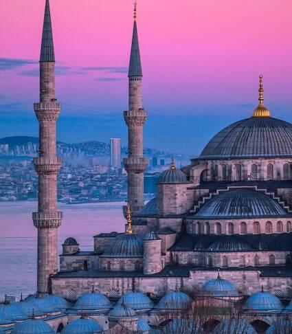 Istambul é a única cidade do mundo que fica em 2 continentes