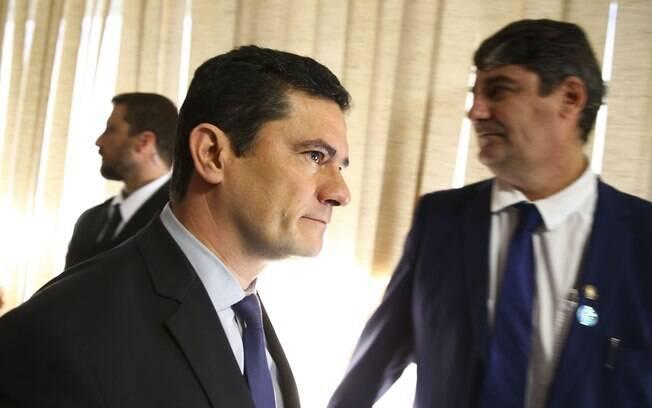 Ministro Sérgio Moro foi à CCJ do Senado explicar mensagens vazadas da Lava Jato