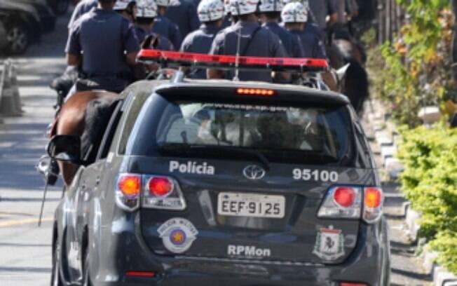 Cavalaria da PM de São Paulo garante a segurança em vários eventos no Estado
