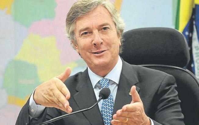Ex-presidente e atual senador Fernando Collor de Mello recusou convite de João Doria para tomar CoronaVac em SP