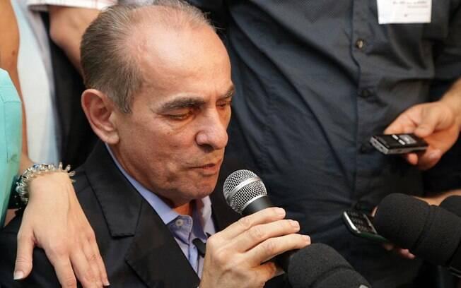 O relator da reforma política na comissão especial da Câmara dos Deputados, Marcelo Castro