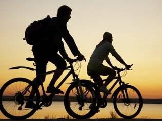Andar de bicicleta melhora a resistência e combate o estresse