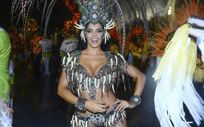 Nuelle Alves. Foto: Leo Franco / AgNews