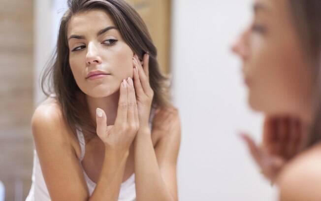 O ácido faz uma melhor adesão de células na pele