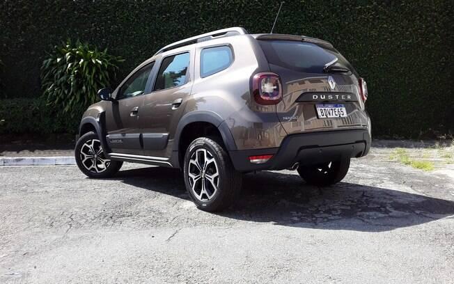 Renault Duster. Foto: Carlos Guimarães/iG