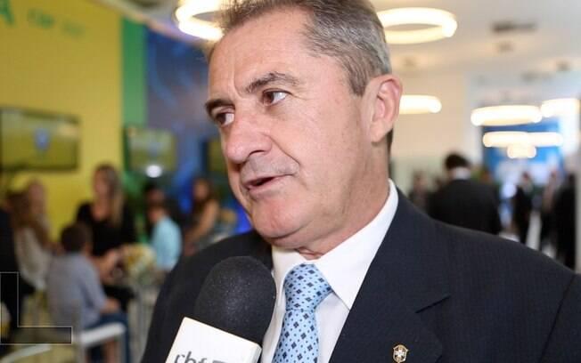 Francisco Noveletto, vice-presidente da CBF, afirma que o caso Neymar ainda terá mais um capítulo