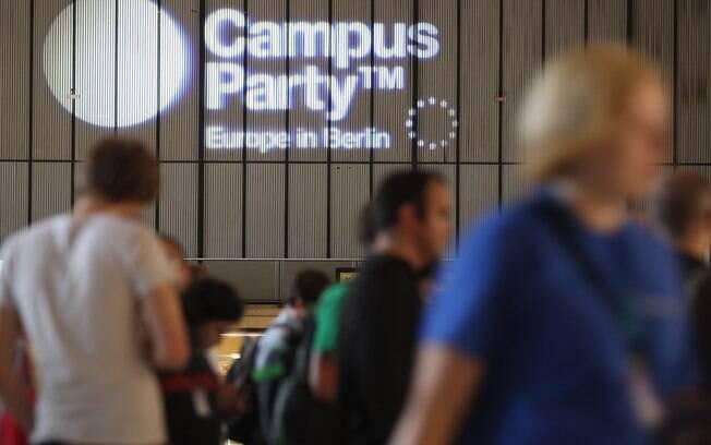 Campus Party tem várias edições pelo mundo. No Brasil, acontece sempre em fevereiro