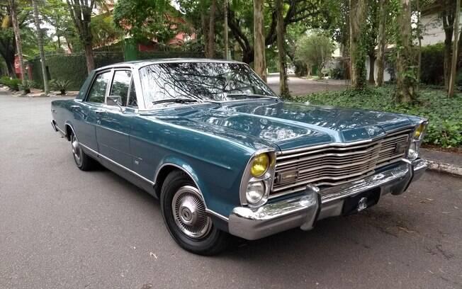 Ford Galaxie Caltabiano era, e ainda é, sinônimo de luxo, bom gosto e exclusividade