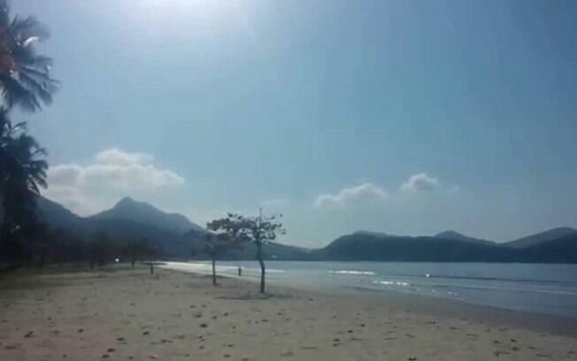 praia caraguá
